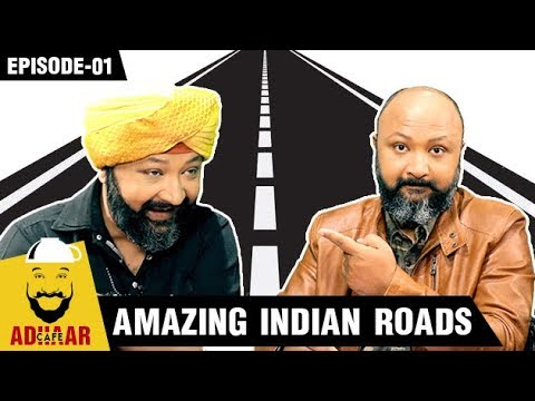 Adhaar Cafe - EP 01 | Amazing Indian Roads | Kabir Sadanand | Comic Web Series | FrogsLehren | HD