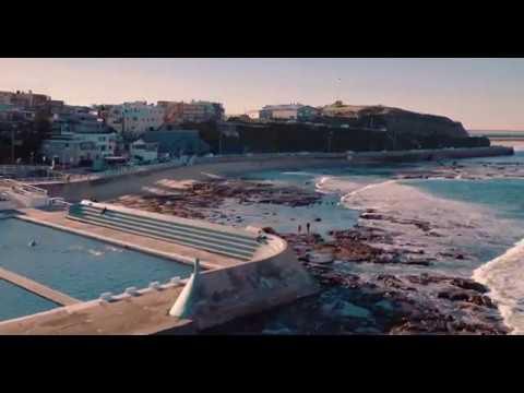 Inspire 2 X5S - Newcastle Beach