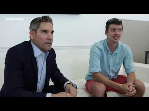 Grant Cardone Interviews a Job Candidate  - Subscribe and Comment for Internship