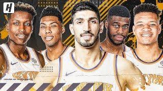 New York Knicks VERY BEST Plays & Highlights from 2018-19 NBA Season!