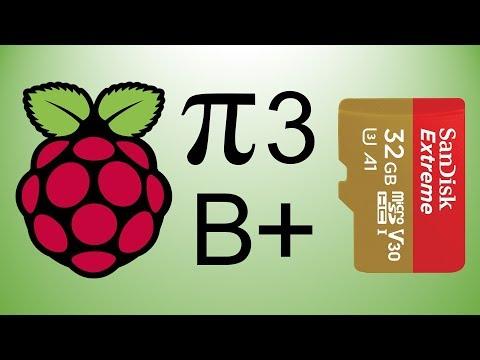 Raspberry Pi 3 Model B+ - SD Card - Top 3 Methods To Write An Image