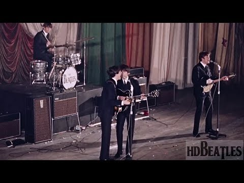 The Beatles - She Loves You [Come To Town, ABC Cinema, Manchester,  United Kingdom]