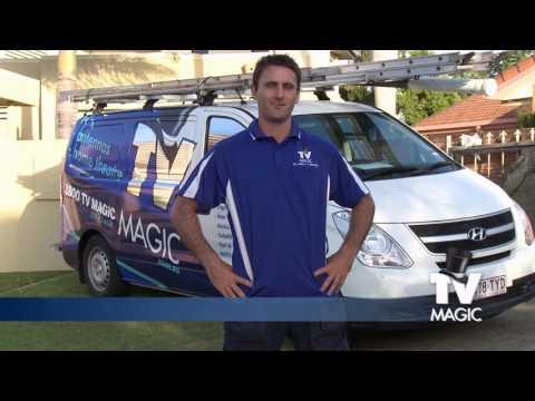 TV Magic Public Service Announcement 2
