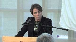 Attorney General Maura Healey Gun Summit