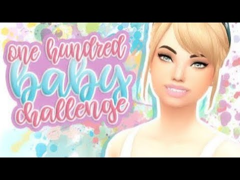 The Sims 4: 100 Baby Challenge (Part 11) ANOTHER NEW BABY!!!