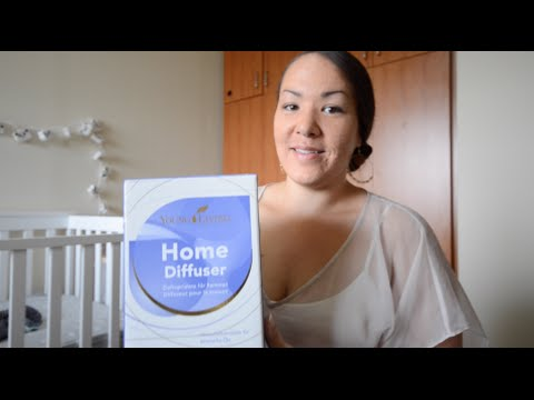 Young Living Essential Oils Premium Starter Kit: Unboxing (2014 Military APO Version)