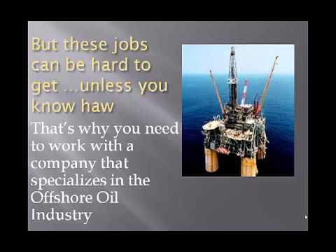 Oil Rigs- No experience required