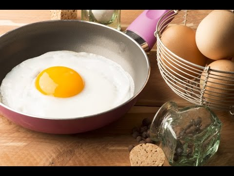 How To Perfectly Cook Eggs  ◄◄◄