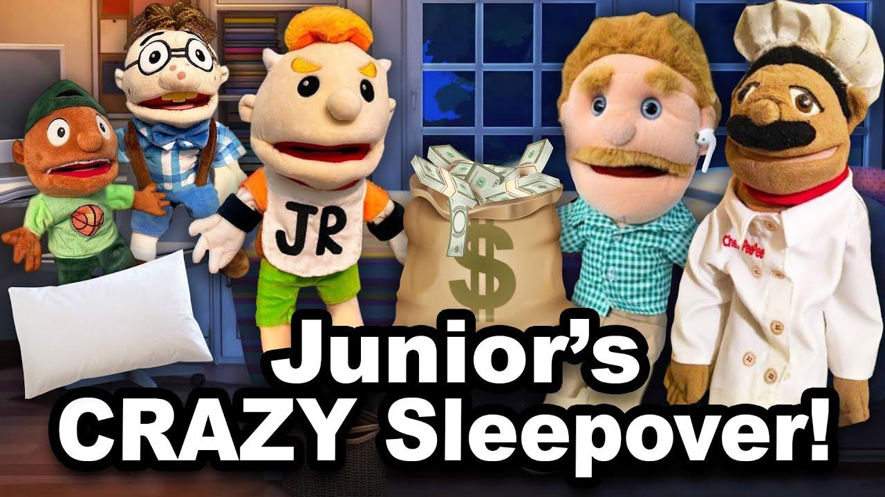 SML Movie: Junior's Crazy Sleepover!