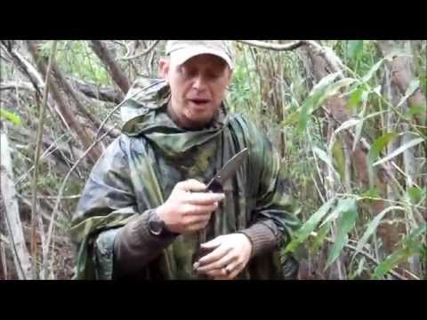 Excerpts from the creation of a bush hut with www.wildjakes.com