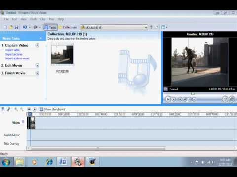 How To Make Ramped Slow Motion Videos On Windows Movie Maker