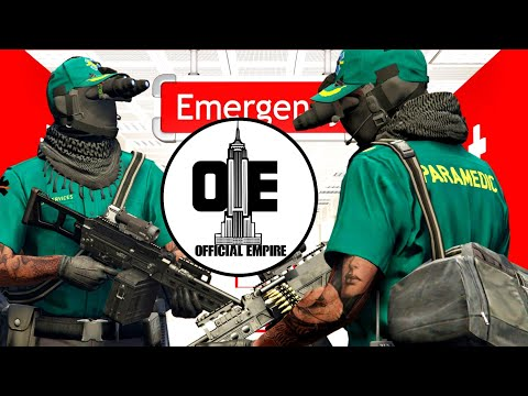GTA 5 ONLINE MODDED OUTFIT TRYHARD/RNG (RECON PARAMEDIC)