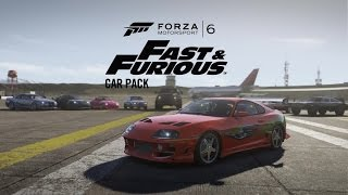 Forza Motorsport 6 - Fast & Furious Car Pack Trailer   Official Racing Game (2015)