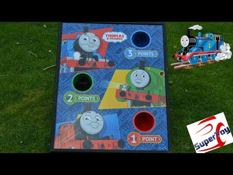 Thomas and Friends - Bean Bag Toss Game