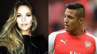 Top 20 Football Players Hot Girlfriends & Wives (WAGs)   Ronaldo, Messi, Özil, Etc...