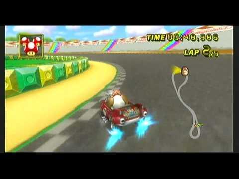[Mkwii] Custom Track  :  GCN Luigi Circuit RC1