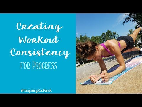 Creating Healthy Habits & A Workout Routine | Healthy Lifestyle