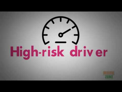 What is a high-risk driver?