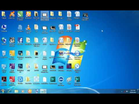 how to change desktop screen resolution