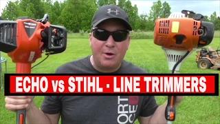 Stihl FS 56 RC E Trimmer Review - Texas Home Improvement