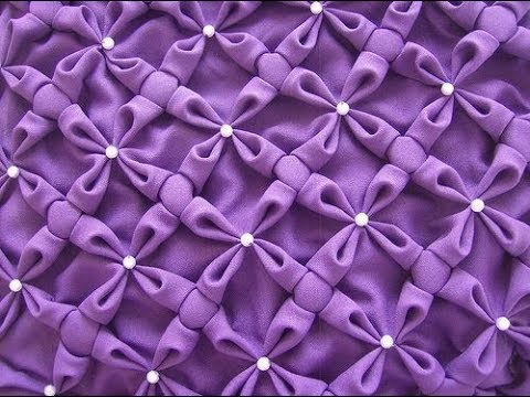 Canadian Smocking Design Tutorial-9/tutorial de diseño de smocking