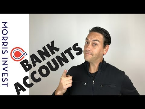 Business Checking Accounts for Real Estate Investing
