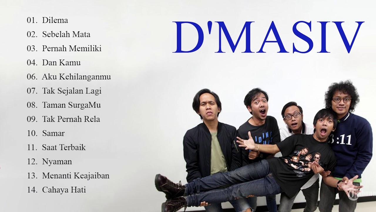 Download D'Masiv [Full Album] - Kumpulan Lagu D'Masiv Terbaik & Terpopuler Hingga Saat Ini 2021 MP3 Gratis