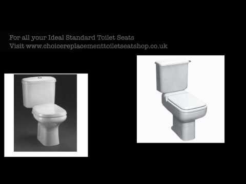 Ideal Standard Toilet Seat