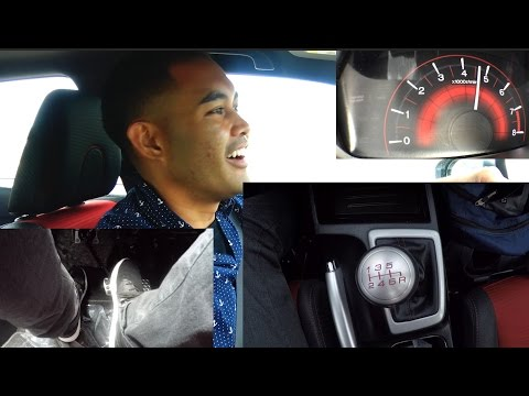 How to Drive a Manual Transmission / Stick Shift  Car
