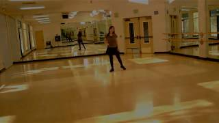 I've Been Waiting For You - Line Dance Demo & Walkthrough (from 3:06)