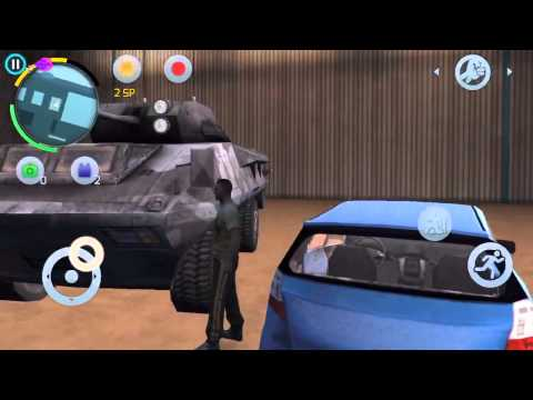 [Gangstar Vegas] How to get Army helicopters!!! (Mashal)