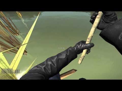 fishing in dayz