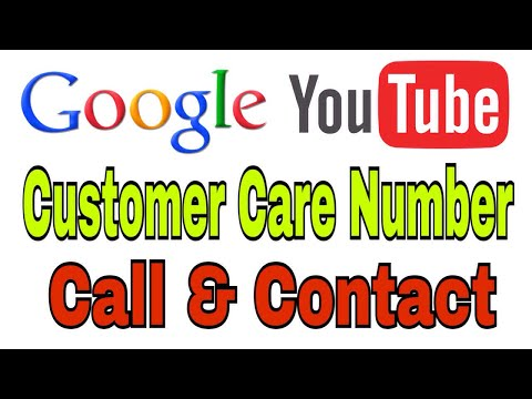 YouTube Customer Mobile Number India Call free
