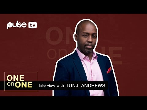 Recession in Nigeria: Tunji Andrews Talks On The Poor State of the Economy | Pulse TV