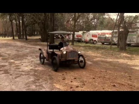 Custom Golf Cart-All About Aluminum