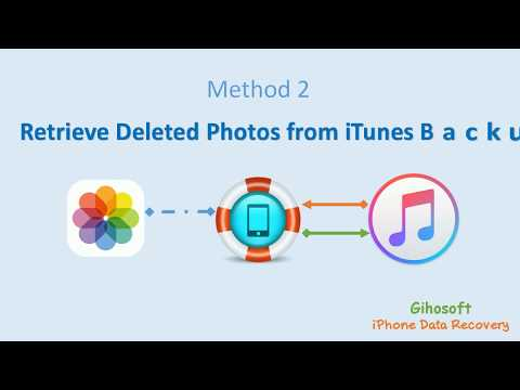 How to Recover Deleted Photos on iPhone X/8/7/6s