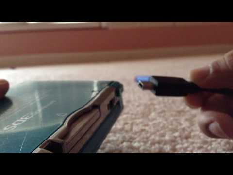 How to charge your Nintendo 3ds/ds without the original cable