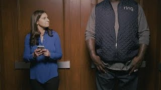 In the Elevator With Shaq