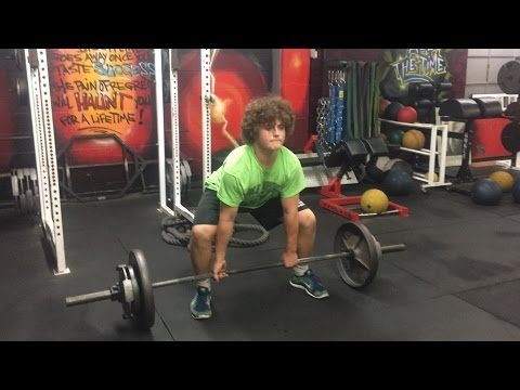 Pre Season Wrestling Strength & Conditioning Workouts