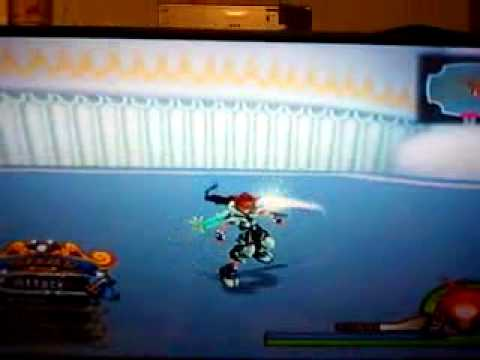 Kingdom Hearts 2 Drive Form MAX Abilties