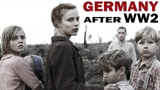 Germany After WW2   A Defeated People   Documentary on Germany in the Immediate Aftermath of WW2