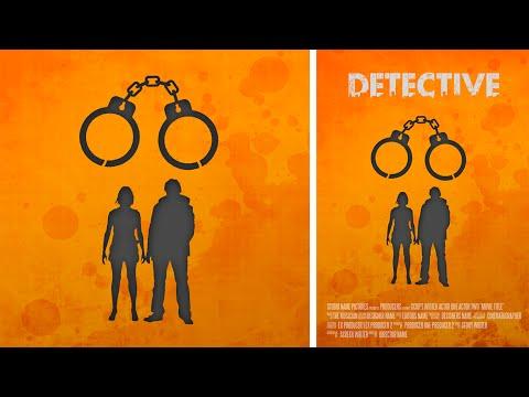Photoshop | Movie Poster Design | Minimalist Tutorial