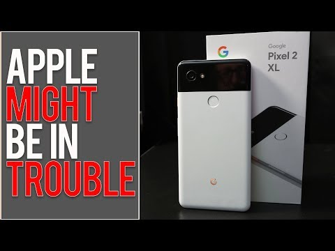 Pixel 2XL Revisited: Apple has a Google Assistant Problem  Painfully Honest Review