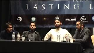 ICNA MAS South Convention 2013  Love Struck (Saad Tasleem, Omar Suleiman, Nouman Ali Khan)