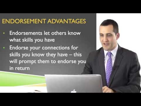 4.4 Recommendations, Skills & Endorsements - Create an Expert LinkedIn Profile for Job Search