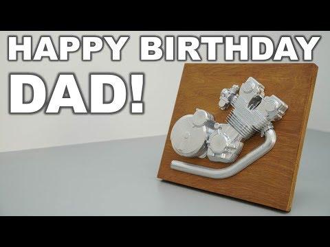 3D Printed Birthday Present