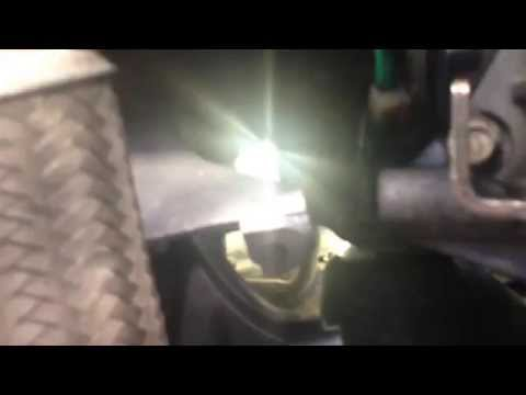 2001 odyssey rear motor mount replacement 2