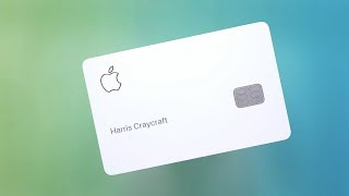 Apple Card - 5 reasons it's special!