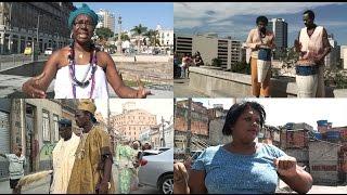 Outras Áfricas: Slavery and Black Heritage in Rio de Janeiro (Full HD Documentary) EN subtitles
