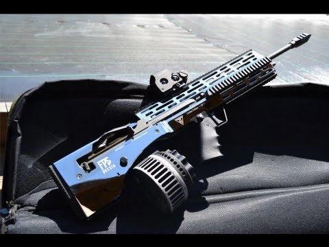 CUSTOM M14 JUGGERNAUT ROGUE!